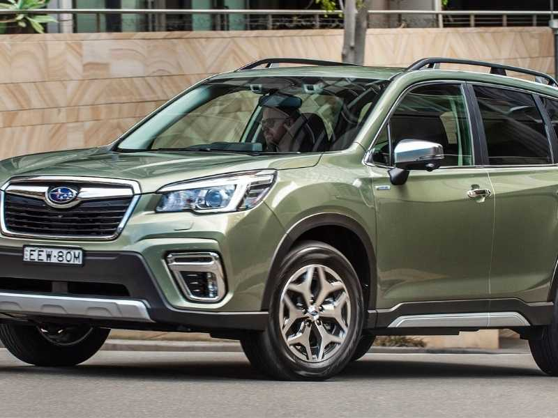 Is Subaru Forester a Reliable SUV?