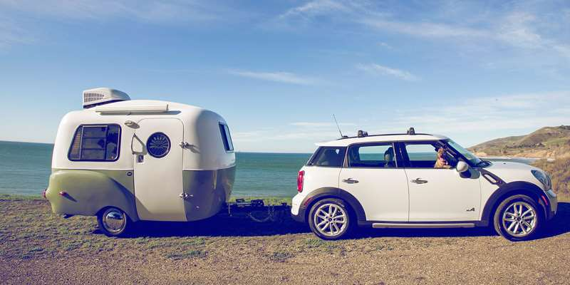 Small Campers That Can be Pulled by a Car